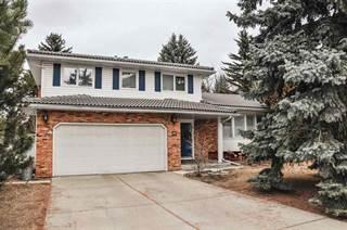 Single Family for sale in 56 FAIRWAY DR NW, Edmonton, Alberta, T6J2C3