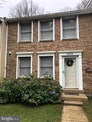 Townhouse for sale in 19904 BUHRSTONE DR, Montgomery Village, MD, 20886