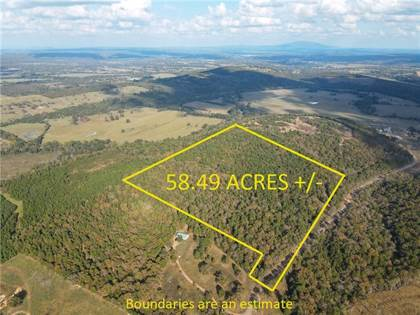 Lots And Land for sale in TBD Earl Prairie, Booneville, AR, 72927