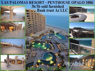 Residential Property for sale in PENTHOUSE AT LAS PALOMAS RESORT, Puerto Penasco/Rocky Point, Sonora