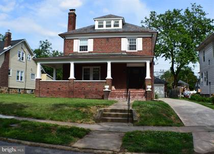 Residential for sale in 3611 EDGEWOOD ROAD, Baltimore City, MD, 21215