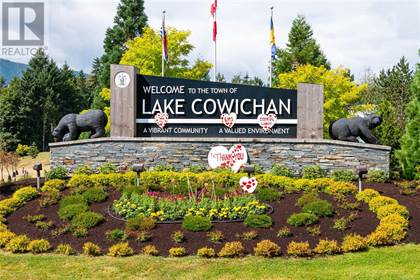 Vacant Land for sale in Lot 1 Lakefront Rise, Lake Cowichan, British Columbia, V0R2G1