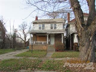 Residential Property for sale in 3326 W Philadelphia Street, Detroit, MI, 48206