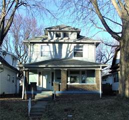 Single Family for sale in 1134 North KEALING Avenue, Indianapolis, IN, 46201