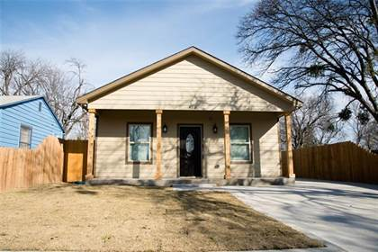 Residential for sale in 512 Flint Street, Fort Worth, TX, 76115