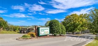 Apartment for rent in Moutainview Villas - 2 Bedroom, 1 Bath, End Unit, Johnson City, TN, 37601