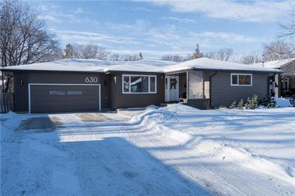 Single Family for sale in 630 Buckingham RD, Winnipeg, Manitoba, R3R1C1