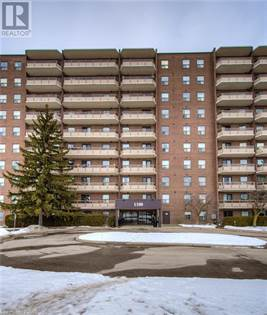 Single Family for sale in 1100 COURTLAND Avenue E Unit 408, Kitchener, Ontario, N2C2H9