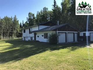 Single Family for sale in 2710 SALMON COURT, North Pole, AK, 99705