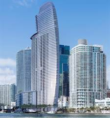 Residential Property for sale in Aston Martin Residences, 300 Biscayne Boulevard Way, Miami, FL, 33131