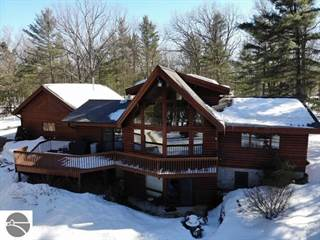 Single Family for sale in 512 S South Long Lake Road, Greater Green Lake, MI, 49684