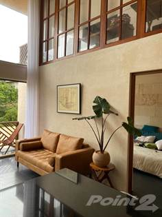 Residential Property for rent in Loft style in Aldea Zamá with private pool and terrace, Tulum, Quintana Roo
