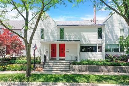 Residential Property for sale in 366 W BROWN Street 2, Birmingham, MI, 48009