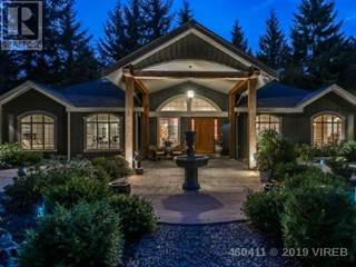 Single Family for sale in 1071 COLDWATER ROAD, Parksville, British Columbia