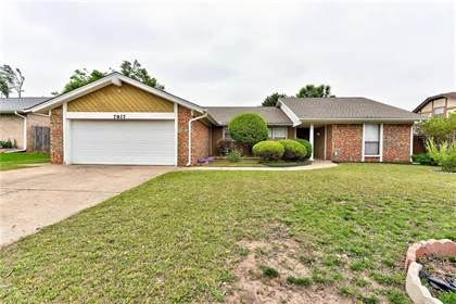 Residential for sale in 7817 NW 102nd Street, Oklahoma City, OK, 73162
