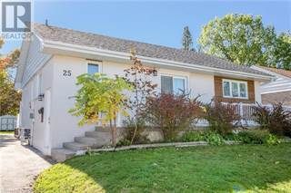 Single Family for sale in 25 SHANNON STREET, Barrie, Ontario, L4M2K7
