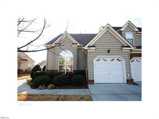 Townhouse for rent in 897 Hunley Drive, Virginia Beach, VA, 23462