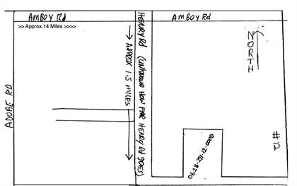 Lots And Land for sale in 0 Amboy Rd/Henry Rd, Twentynine Palms, CA, 92277