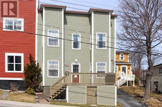 Single Family for rent in 128 Pleasant Street, St. John's, Newfoundland and Labrador