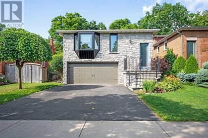 Single Family for rent in 1404 HARMSWORTH SQ, Oakville, Ontario, L6H3E7
