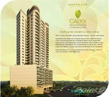 Residential Property for sale in Calyx Residences Condo, Cebu City, Philippines, Cebu City, Cebu