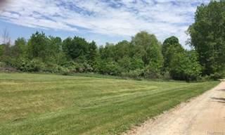 Land for sale in 8B ALCOY Drive, Tyrone, MI, 48430