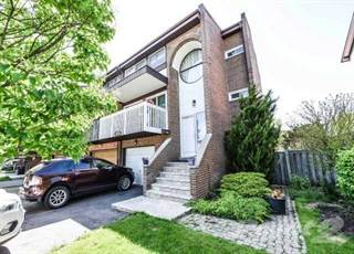 Townhouse for sale in 3375 Silverado Drive, Mississauga, Ontario, L5A3W5