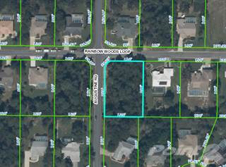 Land for sale in 0 Rainbow Woods Loop, Spring Hill, FL, 34609