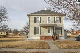 Single Family for sale in 233 W Halveson St, Macksville, KS, 67557