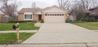 Single Family for sale in 40341 MOUNT VERNON Drive, Sterling Heights, MI, 48313