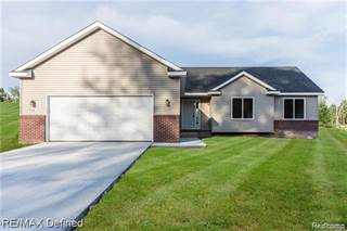 Single Family for sale in 2560 BULL RUN Road, Oxford, MI, 48371