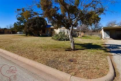 Residential Property for sale in 1742 Edgemont Drive, Abilene, TX, 79602