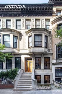 Multi Family Townhouse for sale in 263 West 90th Street, Manhattan, NY, 10024