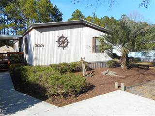 Residential Property for sale in 223 Live Oak Drive, Sunset Beach, NC, 28468