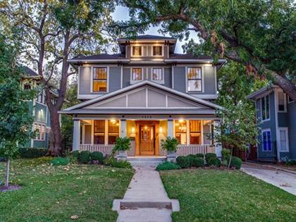 Residential Property for sale in 4830 Swiss Avenue, Dallas, TX, 75204