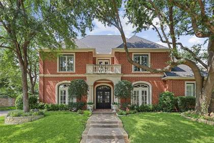 Residential Property for sale in 6903 Oak Manor Drive, Dallas, TX, 75230