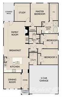 Singlefamily for sale in 15810 Grampian Reach Lane, Humble, TX, 77346
