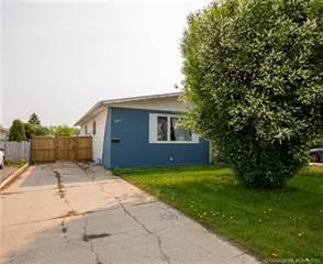 Duplex for sale in 291 Overdown Drive, Red Deer, Alberta, T4P 1W8