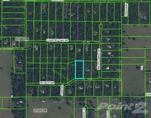 Residential Property for sale in 0 Redfox Drive, Brooksville, FL, 34602