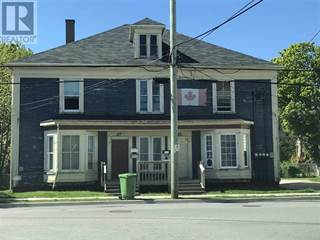 Multi-family Home for sale in 45-47 Cliff Street, Yarmouth, Nova Scotia, B5A2K2