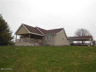 Single Family for sale in 1158 County Road 1500 E, Geff, IL, 62842