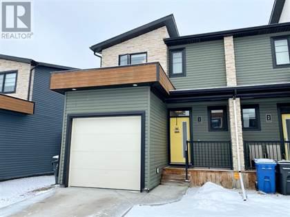 Single Family for sale in 1, 446 Highlands Boulevard W 1, Lethbridge, Alberta, T1J5K5