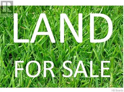 Vacant Land for sale in - Cemetary Road, Newtown, New Brunswick