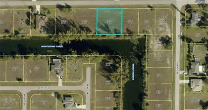 Lots And Land for sale in 520 NE 31st TER, Cape Coral, FL, 33909