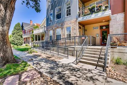 Residential Property for sale in 2422 Tremont Place 102, Denver, CO, 80205