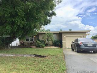 Single Family for sale in 6329 SW 19th St, Miramar, FL, 33023