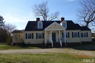 Single Family for sale in 2534 Gillburg Road, Henderson, NC, 27537