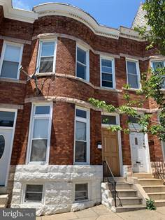 Residential Property for sale in 2236 RUSKIN AVENUE, Baltimore City, MD, 21217