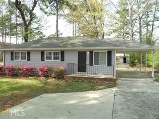 Single Family for sale in 2000 Olive Springs Rd, Marietta, GA, 30060