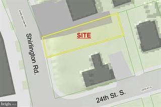 Land for sale in 2323 SHIRLINGTON ROAD, Arlington, VA, 22206